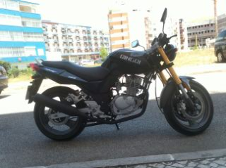 Qingqi Sport 125 / I-moto Strada  PART_1338421813904_null